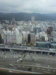 神戸と淡路島